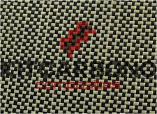 TEJIDO DE CARBON/KEVLAR 193gr/m2 PLAIN    30x20cm (A4)