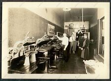1920s Photo VALETERIA Dry Cleaning STEAM PRESS SHOP LOS ANGELES CA Chain Store A