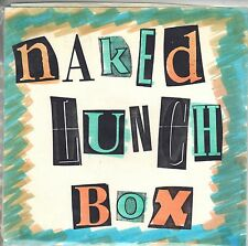 Naked Lunch Box - Happytown - 7 Inch Vinyl Records NEW