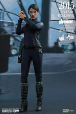 HOT TOYS MMS305 THE AVENGERS 2 AGE OF ULTRON MARIA HILL 1/6 SCALE ACTION FIGURE
