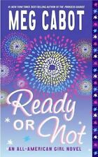 Ready or Not (All-American Girl) Cabot, Meg Mass Market Paperback