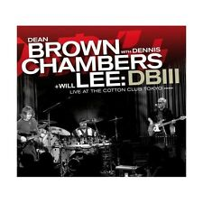 CD Dean Brown Dennis Chambers & Will Lee- live at the cotton club 0902047876