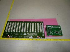 Magma PCI Expansion System PCA 01-04625-00 Backplane w/01-04626-XX PCI Card