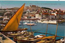 CETTE SETE 37 LL le port et la société nautique bateaux de pêche