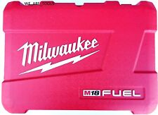 Milwaukee 18V CASE For 2720-20 Sawzaw Reciprocating Saw for 2720-21 Fuel M18