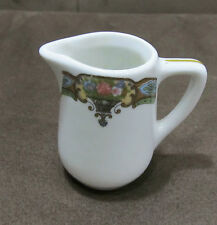 Vintage Mayer China Individual Art Nouveau Creamer