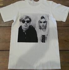 Andy Warhol/ Edie Sedgwick T shirt Small, Medium, Large, XL Pop Artist