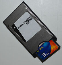 PCMCIA Adapter Compact Flash Karte 8 GB für COMAND APS C197 W212 W204 W221 W207