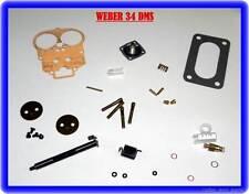 Weber 34 DMS, Vergaser Rep.Kit komplett, Fiat 132 GL,GLS u.a., NEU!!!