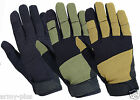 TOUCH SCREEN MILITARY POLICE AIRSOFT LIGHTWEIGHT SHOOTING DUTY MECHANICS GLOVES