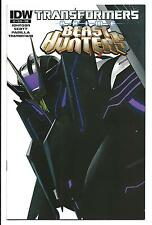 TRANSFORMERS PRIME: BEAST HUNTERS # 3 (SUB COVER, JULY 2013), NM