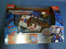 Transformers Armada Red Alert with Longarm NEW FREE SHIP US