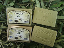 Knossos Greek Pure Olive Oil Soap Vanilla 100g