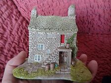 LILLIPUT LANE THE CHOCOLATE HOUSE BOXED WITH  DEEDS 1992 ENGLISH COLLECTION NORT
