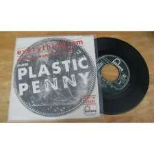 PLASTIC PENNY - Everything I Am Rare French PS Garage Pop Beat UK 67