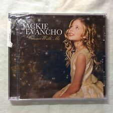Jackie Evancho Dream with Me (CD, Jun-2011, Sony Music Distribution (USA)) New