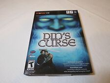 Din's Curse (Windows/Mac, 2010) NOS game TEEN PC MAC sealed action RPG multiplay