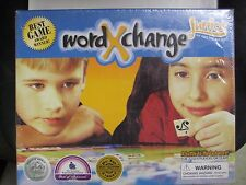 WordXchange Junior Educational Childrens Game Build Words Boy Girl Family Fun