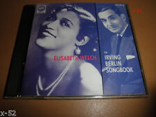 ELISABETH WELCH the IRVING BERLIN songbook CD white xmas FOOLS fall in LOVE rare
