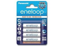 4x AAA R3 Panasonic Eneloop Rechargeable Battery NK053 DE
