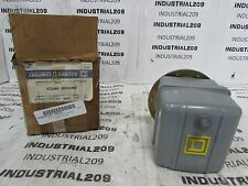 SQUARE D PRESSURE SWITCH CLASS 9013 TYPE GMG-2R SERIES C NEW