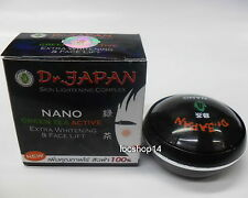 10g.Dr.JAPAN NANO GREEN TEA EXTRA WHITENING & FACE LIFT CREAM