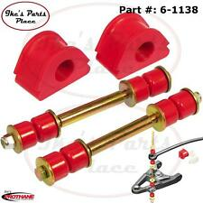 Prothane 6-1138 Front Sway Bar 33mm Bushing & End Link Kit 97-03 Expedition 4wd
