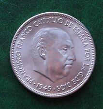 MUY BONITA 5 PTAS. DE 1949 (19-50 ) FRANCO SC- (VER FOTO)