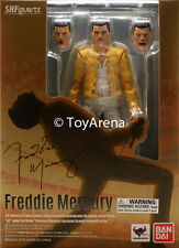 S.H. Figuarts Freddie Mercury Queen Live at Wembley Stadium Action Figure