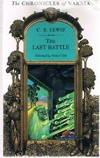 Chronicles of Narnia The Last Battle C.S. Lewis Cassette Abridged Audiobook 2 hr