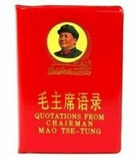LITTLE RED BOOK Quotations Chairman Mao China