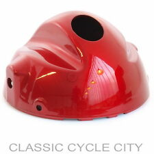 Honda CB 750 four k0 k1 Lampentopf projecteurs Candy ruby red lumineuse Case