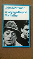 John Mortimer.  A Voyage Round My Father.  Methuen Play. 1971.  Fast 1st Post !