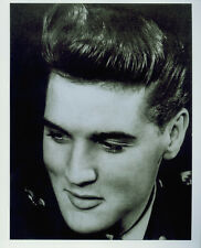 ELVIS PRESLEY POSTER PAGE . 1960 RETURNS FROM ARMY . NOT CD DVD M35