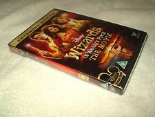 DVD Movie Walt Disney Wizards Of Waverly Place The Movie