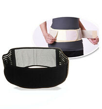 Tourmaline Self-Heating Magnetic Therapy Lower Lumbar Waist Support Health Belt