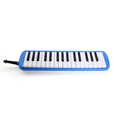 32 Key Melodica Harmonica Keyboard Mouthpiece Wind Instrument + Bag
