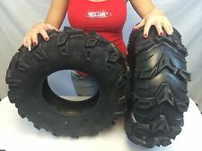 2 New 22x8-10 ATV MUD REBEL TIRES 22 8 10 Tires Sedona set 22x8x10