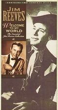 NEW Welcome to My World: The Essential Jim Reeves CD Collection