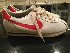 Men's sneakers running shoes vintage Nike cortez size 10
