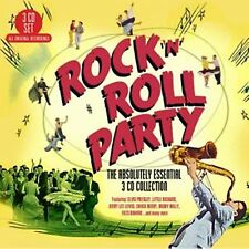 Rock N' Roll Party VARIOUS ARTIST Essential BEST OF 75 Tracks NEW 3 CD