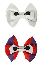 NEW Disney Big Hero 6 Baymax  Cosplay Hair Bow 2 Pack Costume Dress Up