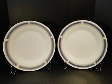"Noritake Blue Dawn Dinner Plates 6611 10 5/8"" TWO"