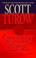 VG, Ordinary Heroes, Scott Turow, 0446617482, Book