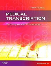 Medical Transcription by Marcy O Diehl