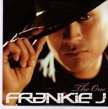 (CE473) Frankie J, The One - 2005 DJ CD