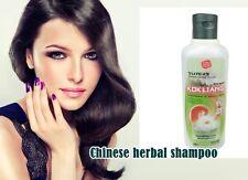Anti-Hair-Loss Fast Tonic Regrowth Ginseng Natural Herbal Serum Treatment Shampo