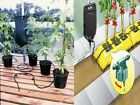 INSTANT DRIP WATERING FED GRAVITY IRRIGATION PLANTS GREENHOUSE SYSTEM WATER KIT