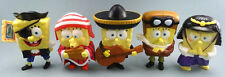 2005 Spongebob Squarepants Lost In Time Burger King lot of 11