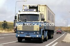 M20 Truck Photos - Scania 141 - East West IRL.